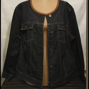 Ralph Lauren Blue Jean Jacket